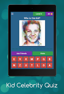 Download Kid Celebrity Quiz For PC Windows and Mac apk screenshot 13