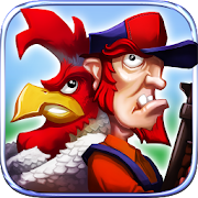 Download Game Mad Gardener: Zombie Defense [Mod: a lot of money] APK Mod Free