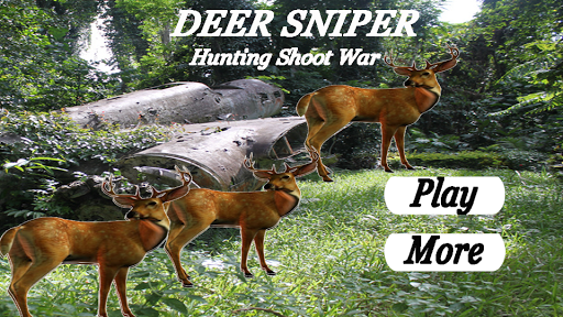 Wild Animal Shooter Deer Hunt