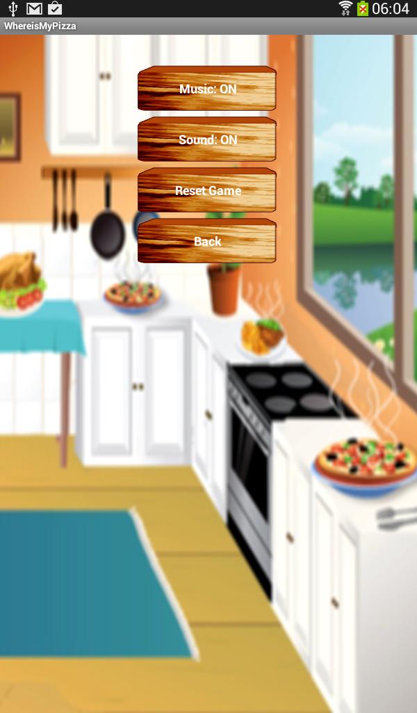 Скриншот kitchen rope