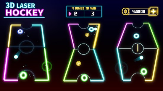 Laser Hockey 3D Screenshot