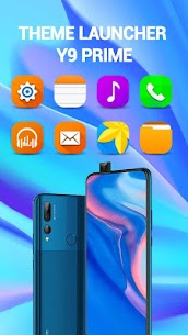 Launcher For Huawei Y9 Prime 2019 themes wallpaper 1.0.3 [MOD APK] Latest 2