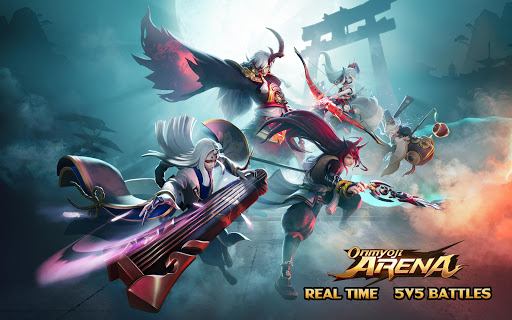 Onmyoji Arena  screenshots 6