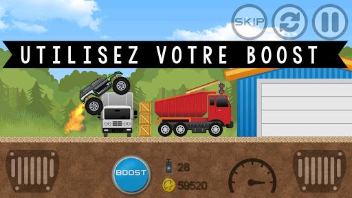 Télécharger Gratuit Monster Truck Hero  APK MOD (Astuce) screenshots 2