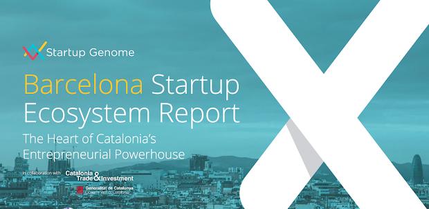 Barcelona Startup Ecosystem Report