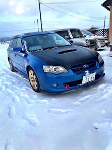 レガシィツーリングワゴン BP5 WR  Limited2004年のカスタム事例画像 maasun(Team's Lowgun北海道)さんの2019年01月19日08:55の投稿