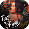 Text on photo, Photo Lab, Photo Editor Maker icon