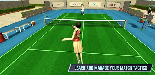 Ultimate Tennis Champion 2019 - Pocket Tennis 3D captures d'écran