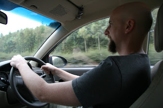 Photo: Driving on the wrong side