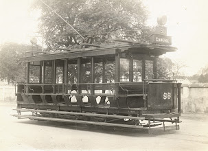 Photo: TRAM CAR - MADRAS