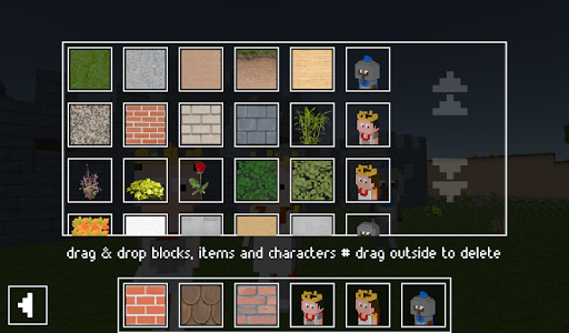 Castle Craft: Knight and Princess apkpoly screenshots 7