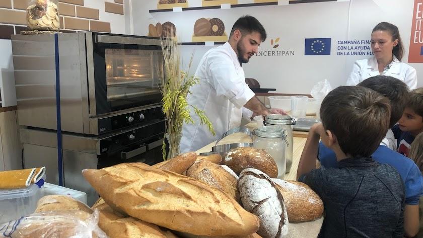 Francisco Cuadrado, el maestro panadero de ¡Buenos días con pan!