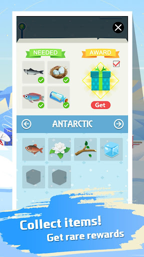 Penguin Travel: Slide! mod apk 1.0 screenshots 3