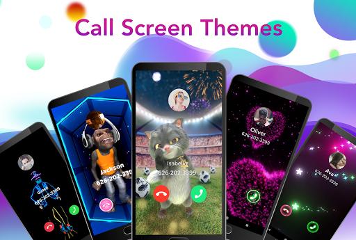 Color Call - Caller Screen, LED Flash 1.1.2 screenshots 1