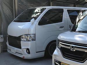 ハイエースバン TRH200V H30  S-GL DPのカスタム事例画像 ogu☆aceさんの2020年11月21日23:02の投稿
