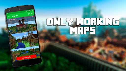 Maps for Minecraft PE 3.2 screenshots 4