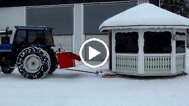 Video: Lipunmyynti kopin siirtäminen paikoilleen :)