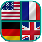 Capitals and Flags Quiz icon