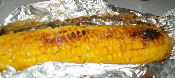 Cheesy Breezy Horn Knee Corny Recipe