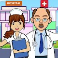 Pretend Play in Hospital: Fun Town Life Story APK