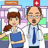 Pretend Play In Hospital: Fun Town Life Story Android APK Download Free By Mini Gamers Club