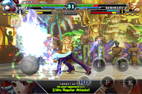 Game THE KING OF FIGHTERS-A 2012(F) APK for Windows Phone