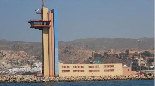 Centro de Coordinación de Salvamento en Almería.