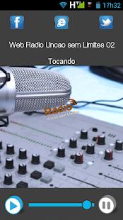Download Web Rádio Unção Sem Limites For PC Windows and Mac apk screenshot 7