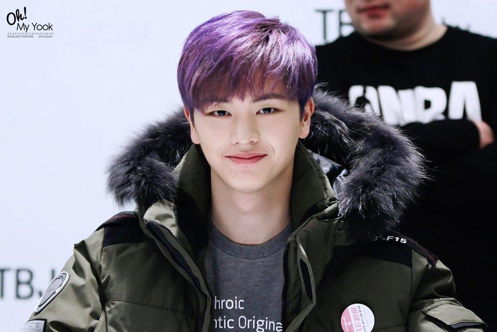 btob sungjae purple