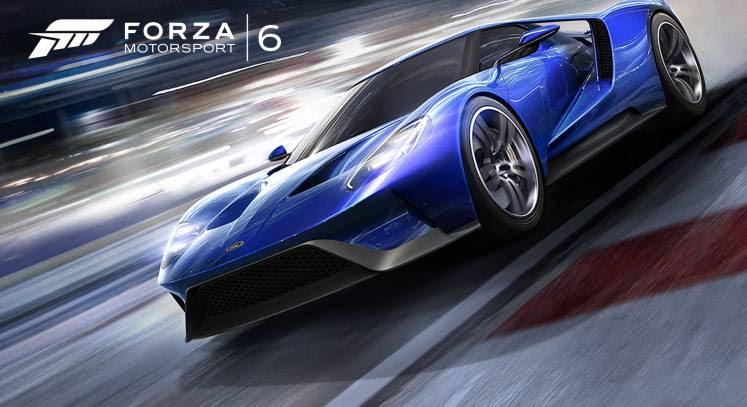 Forza Motorsport 6 Xbox One E3 2015