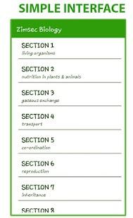 Zimsec Biology Revision - náhled
