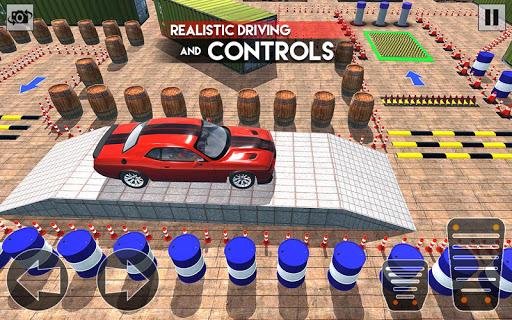 Sports Car parking 3D: Pro Car Parking Games 2020 apkdebit screenshots 4