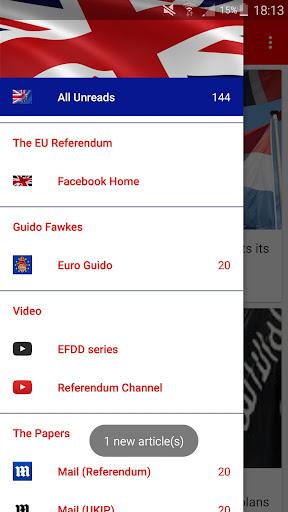 The EU Referendum