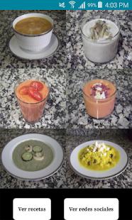 Recetas de sopas, caldos y cremas - náhled