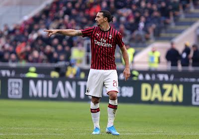 L'AC Milan va mieux depuis le retour de Zlatan Ibrahimovic !