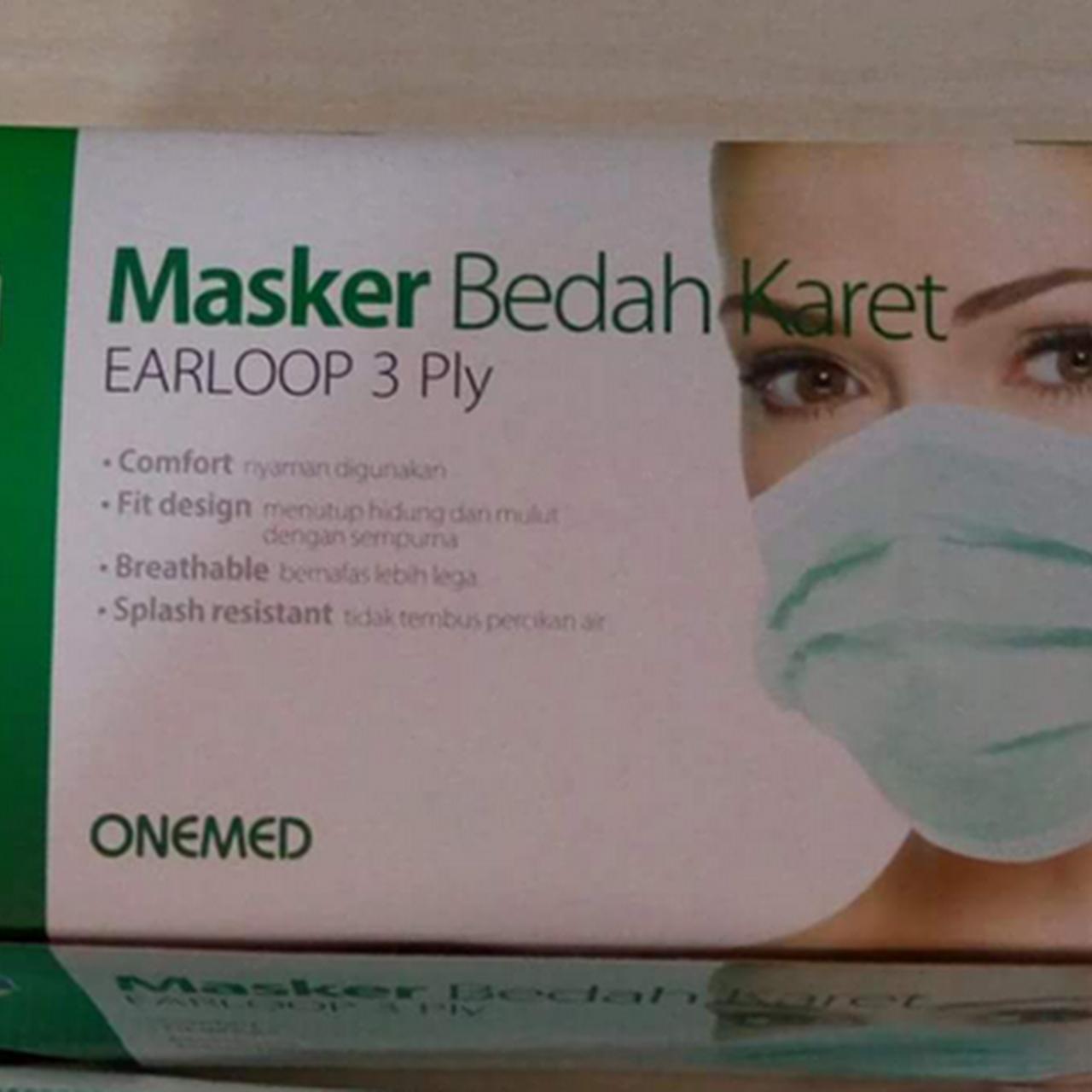 Toko Sejahtera Masker Karet Onemed