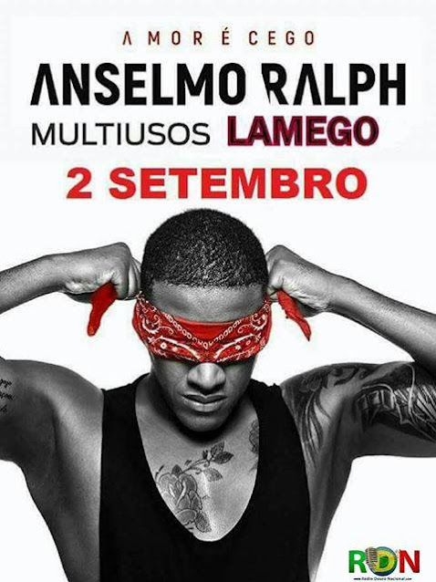 Bilhetes Anselmo Ralph | Lamego