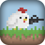Chicka Wars | Chicken Meat Icon