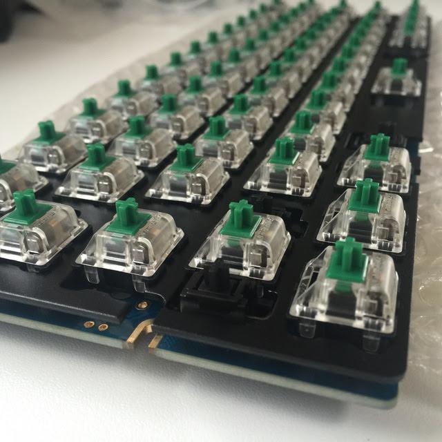 Hướng dẫn game thủ tự xây dựng một chiếc bàn phím cơ Custom