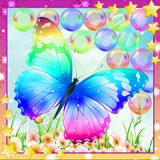 Bubble Butterfly Shooter
