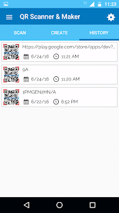 QR Scanner & Maker Pro Screenshot