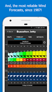 iWindsurf: Live Wind Reports & Forecasts- screenshot thumbnail