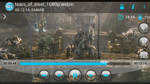 BSPlayer lite screenshot 2