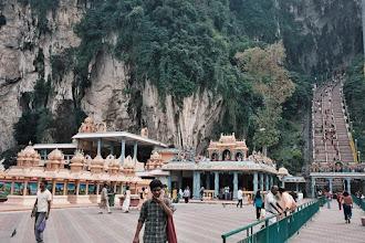 Photo: #010-Kuala Lumpur-Grottes de Batu