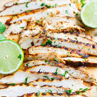 Taco Lime Grilled Chicken.