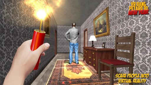 VR Bang Petard 3D New Year 1.3 screenshots 1