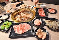 羊角炭烤燒肉
