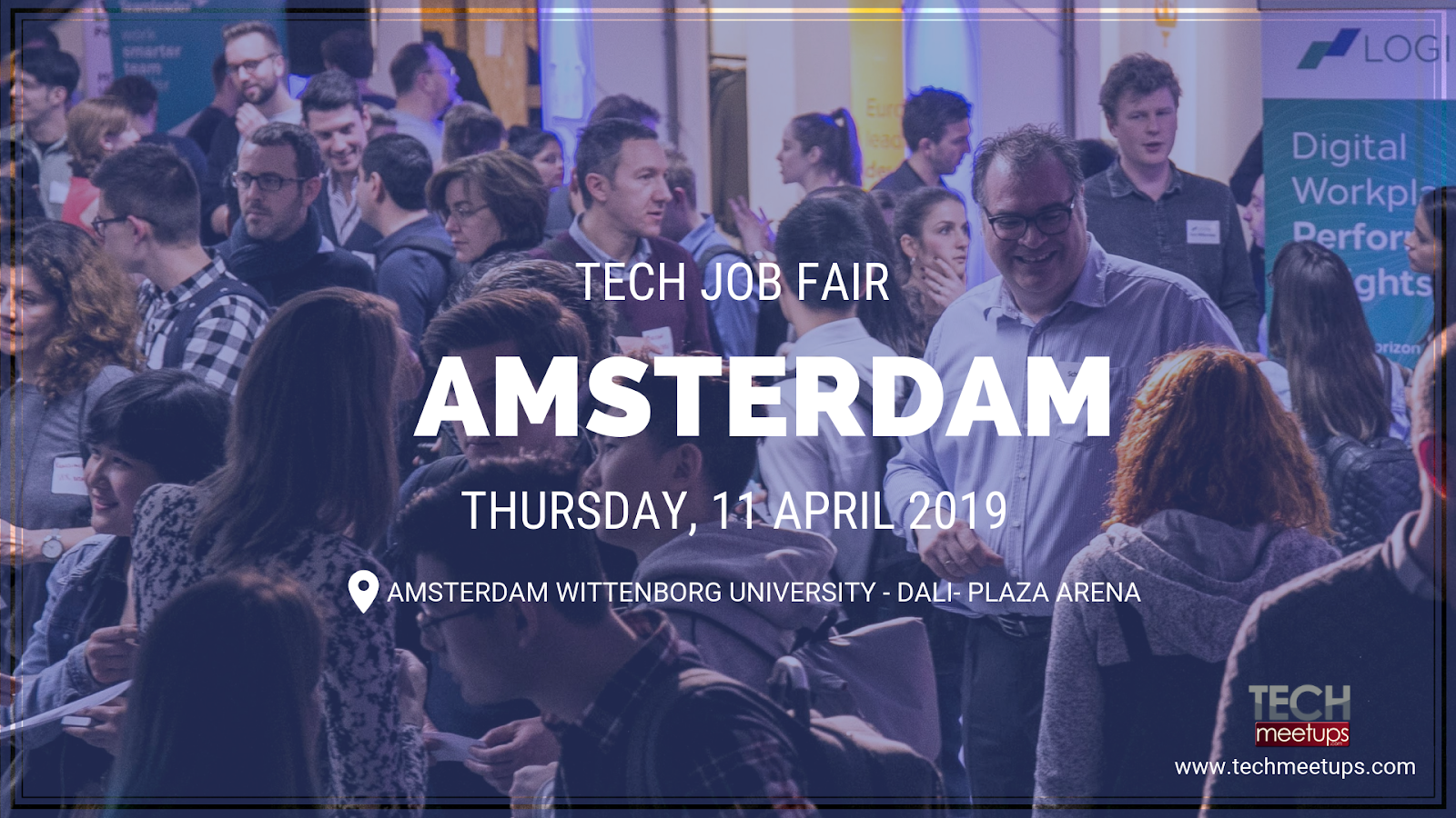 join amsterdam tech job fair