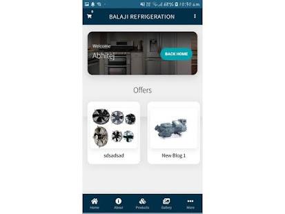 Download Balaji Refrigeration For PC Windows and Mac apk screenshot 2