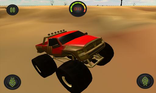 美國 SUV 越野賽車